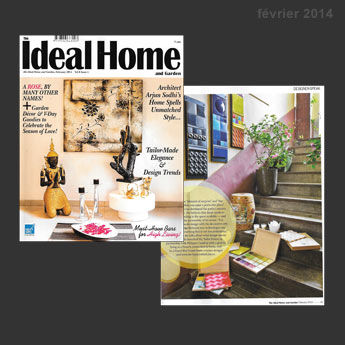 Ideal Home Février 2014